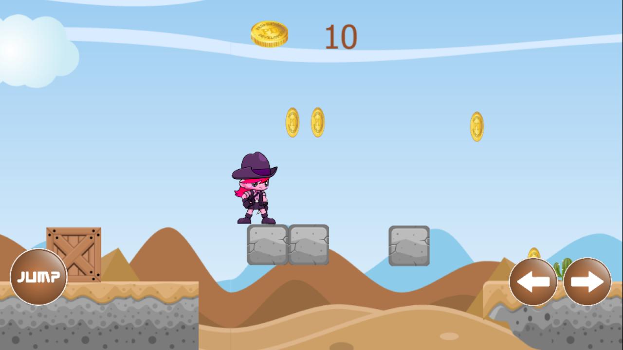 Android Kids Desert Adventure Screen 3