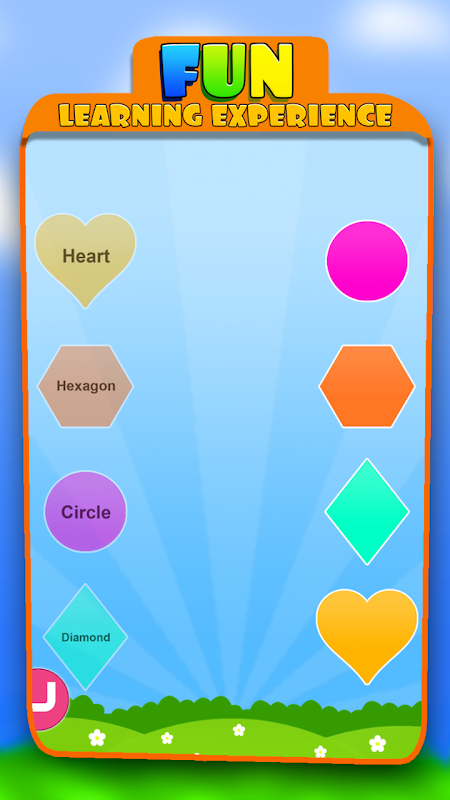 Android Kids Learning Educational Game Screen 4