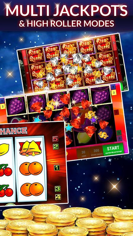 Android MERKUR24 – Online Casino & Slot Machines Screen 5