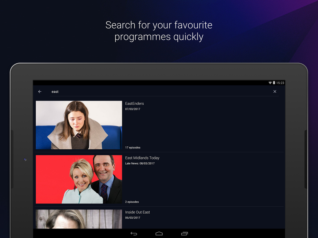 BBC iPlayer 4.38.0.3 Screen 19