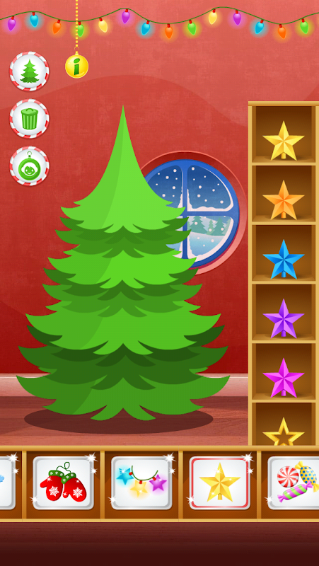 123 Kids Fun CHRISTMAS TREE 1.38c Screen 1