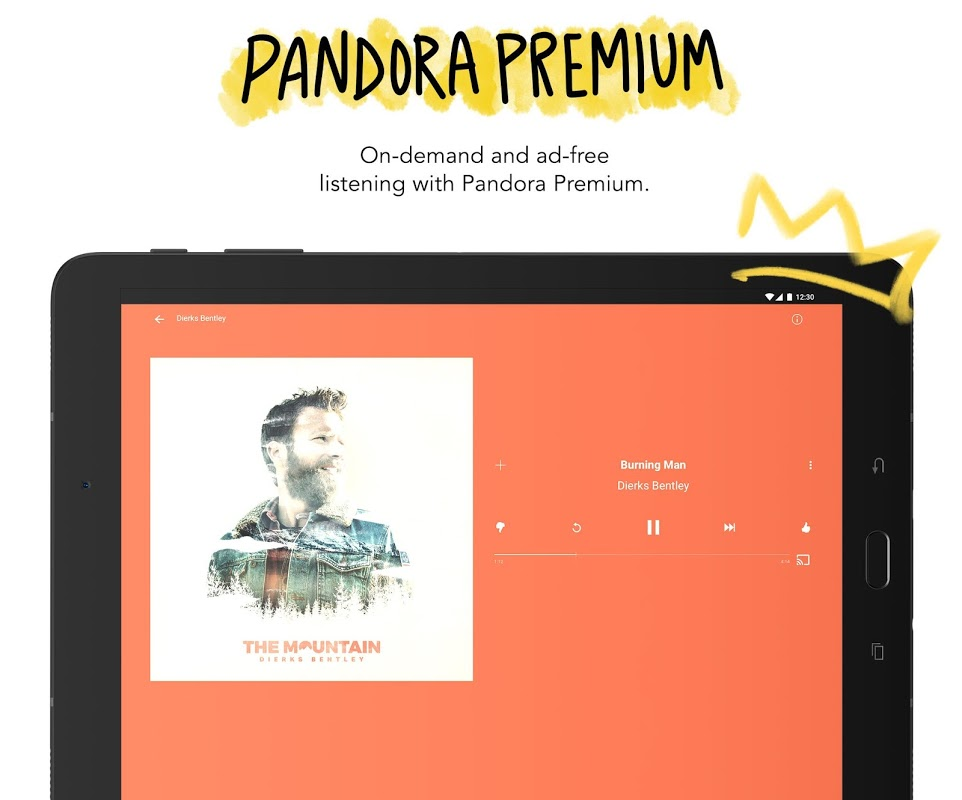 Pandora Music 1902.1 Screen 13