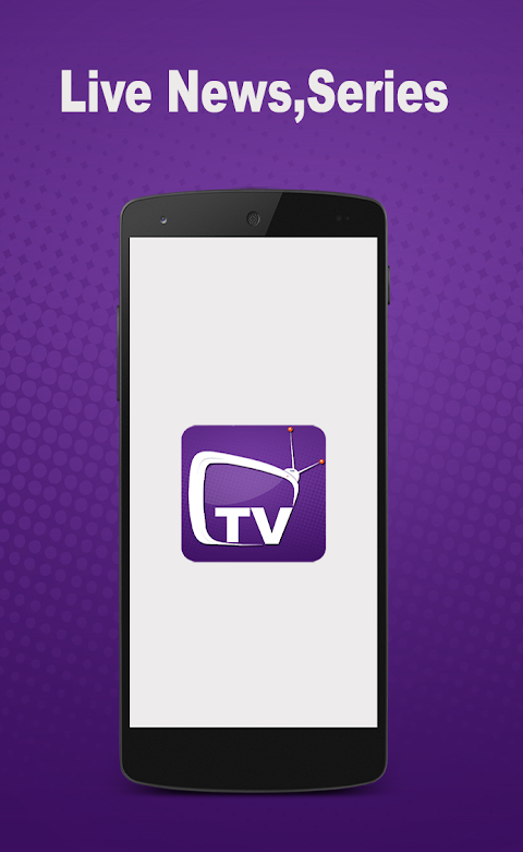 Android Mobile TV: HD TV,Movies guide,Sports,Live TV Screen 2