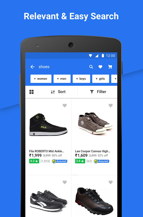 Android Flipkart Online Shopping Screen 6