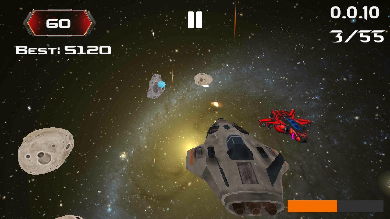 Galaxy Blast 1.5 Screen 2