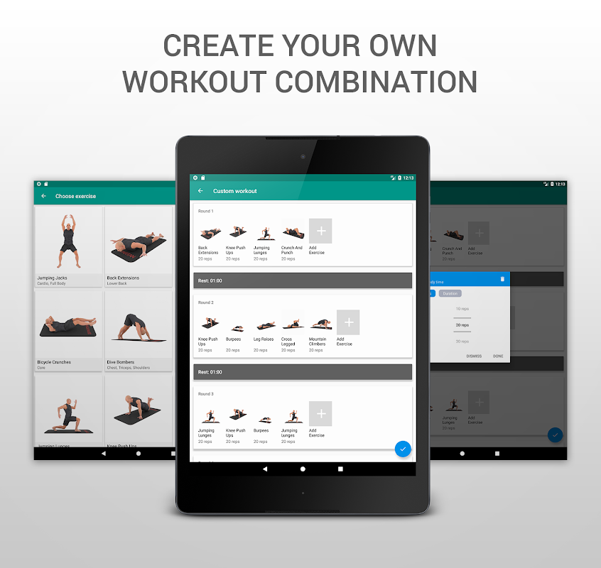 Android 7 Minute Workouts PRO - 99% DISCOUNT Screen 10