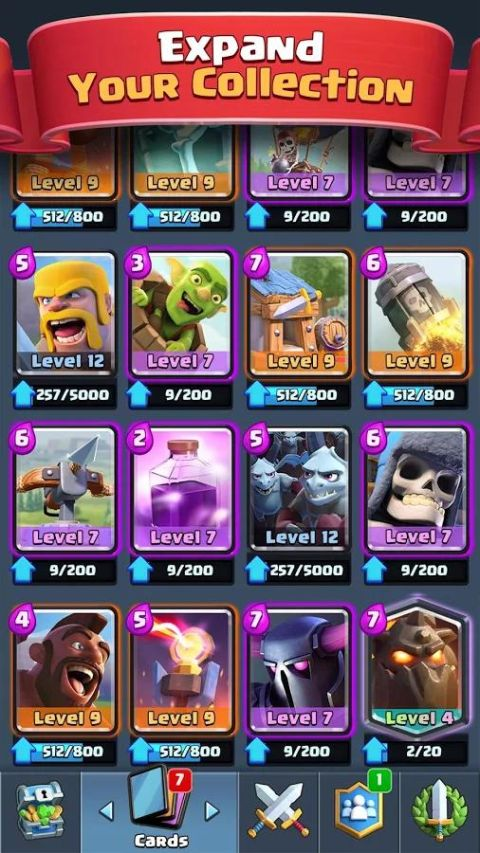 Android Clash Royale Screen 47