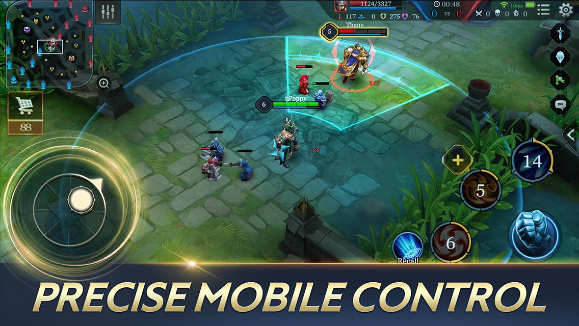 Garena AOV - Arena of Valor 1.17.2.1 Screen 1