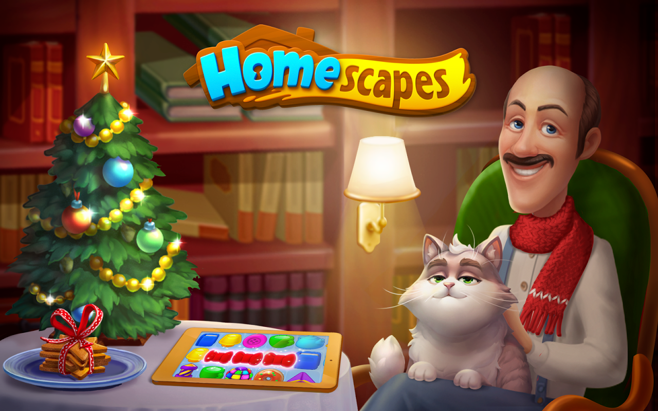 Homescapes 1.2.5.900 Screen 10