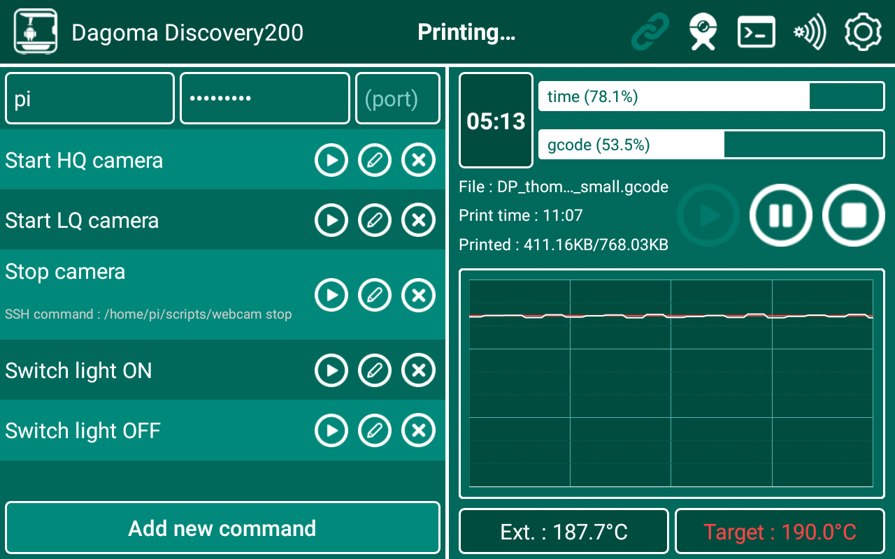 Printoid for Octoprint (PRO) 1 05 APK Download by Anthony St
