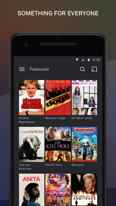 Tubi - Free Movies & TV Shows 2.17.2 Screen 2