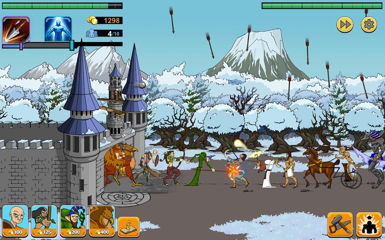 Age of War 2 1.4.4 Screen 7