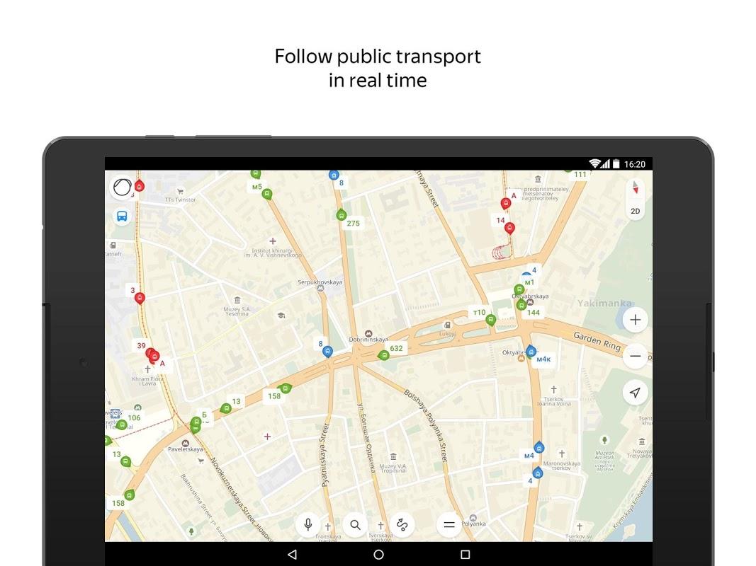 Yandex.Maps 8.1.3 Screen 14