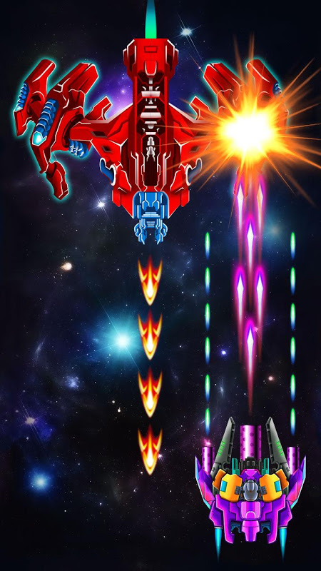 Galaxy Attack: Alien Shooter 6.20 Screen 13