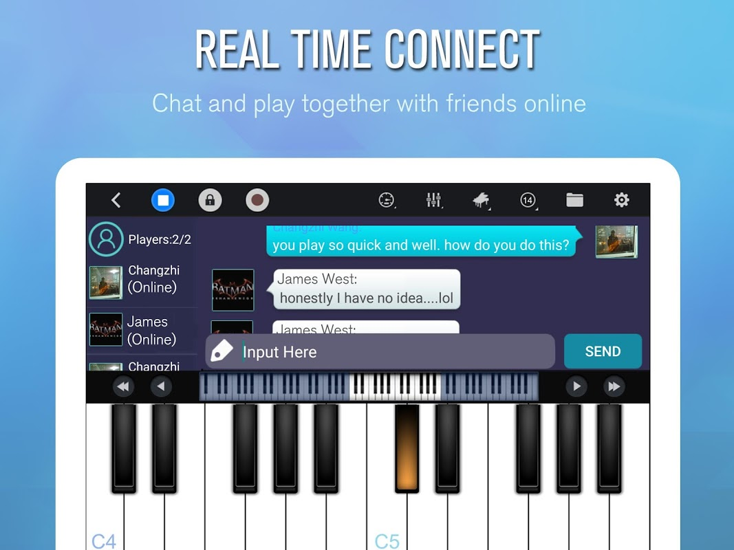 Android Perfect Piano Screen 11