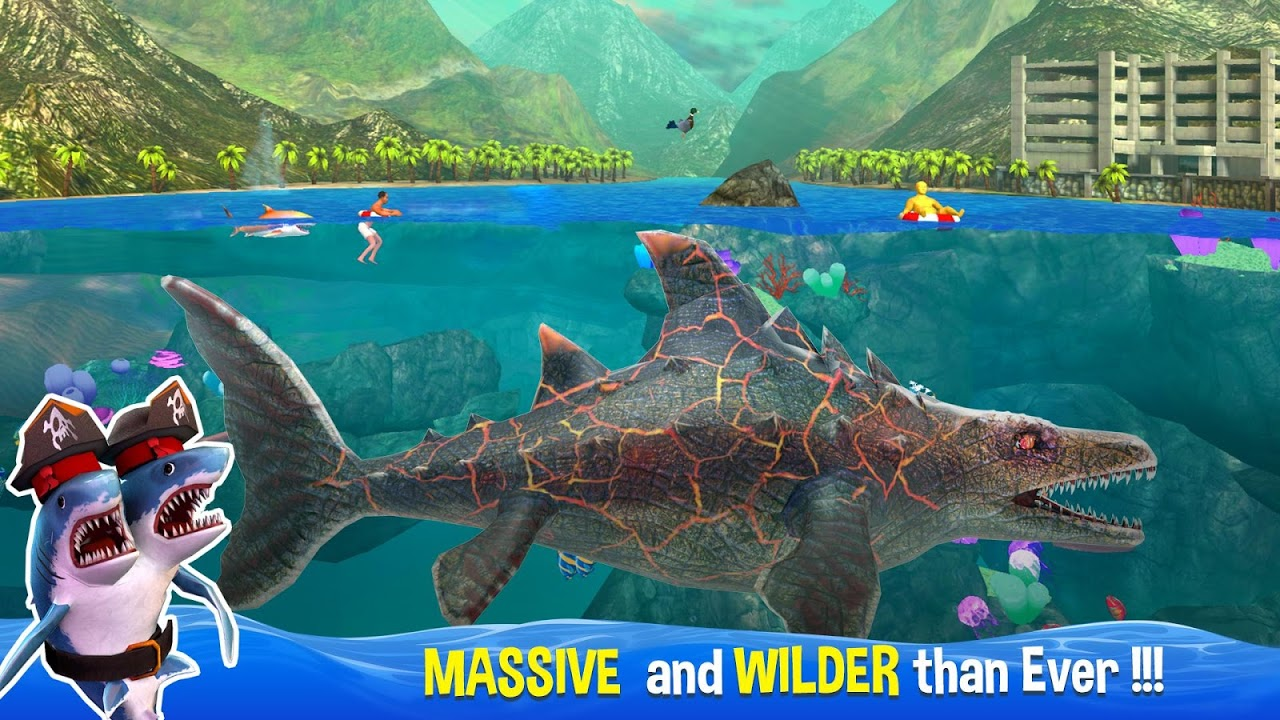 Double Head Shark Attack - Multiplayer 7.2c Screen 7