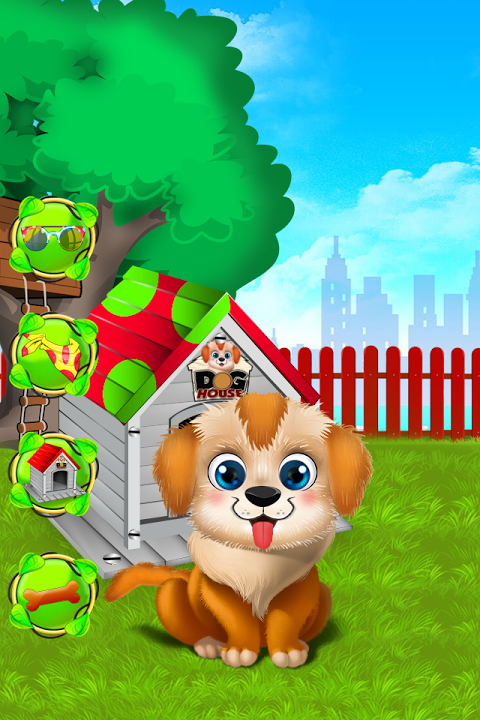 Pet Life My Cute Puppy 7.2 Screen 7