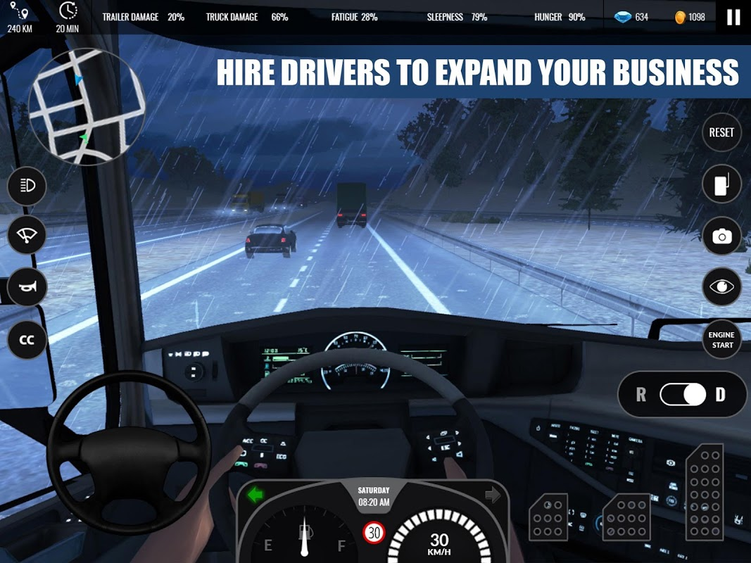 Truck Simulator PRO Europe 1.0 Screen 7