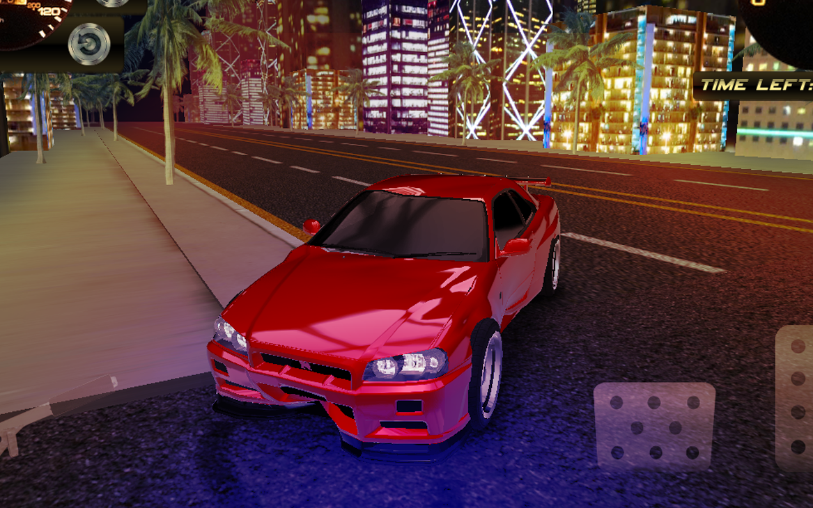 SNR Drift Racing 1.0.0 Screen 1