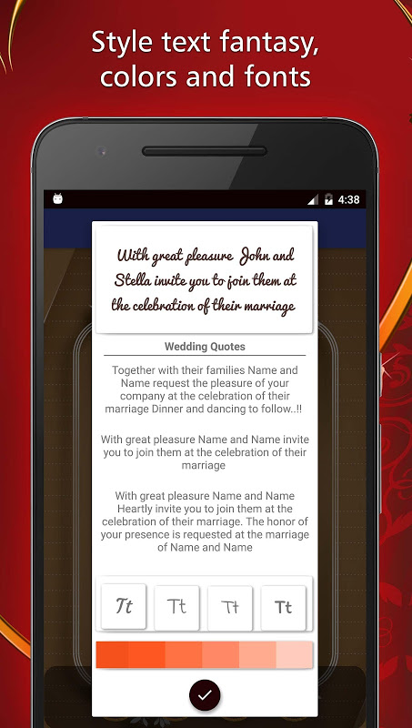 Wedding Invitations Card Maker Apks Android Apk