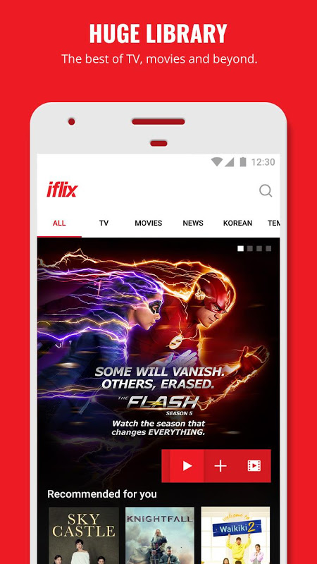 Android iflix Screen 10