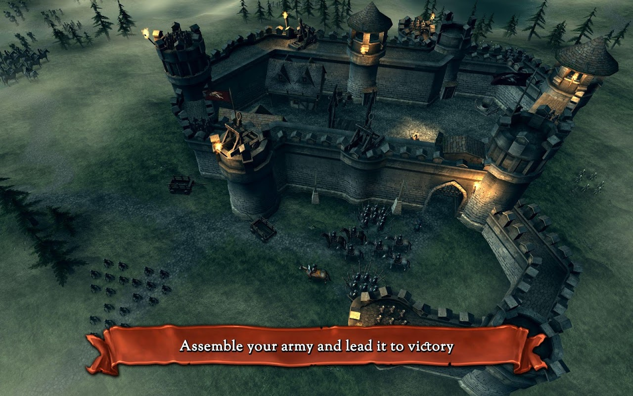 Android Hex Commander: Fantasy Heroes Screen 13