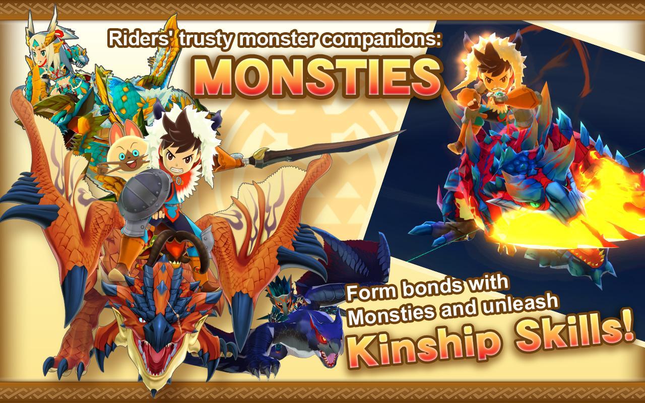Monster Hunter Stories 1.0.0 Screen 2