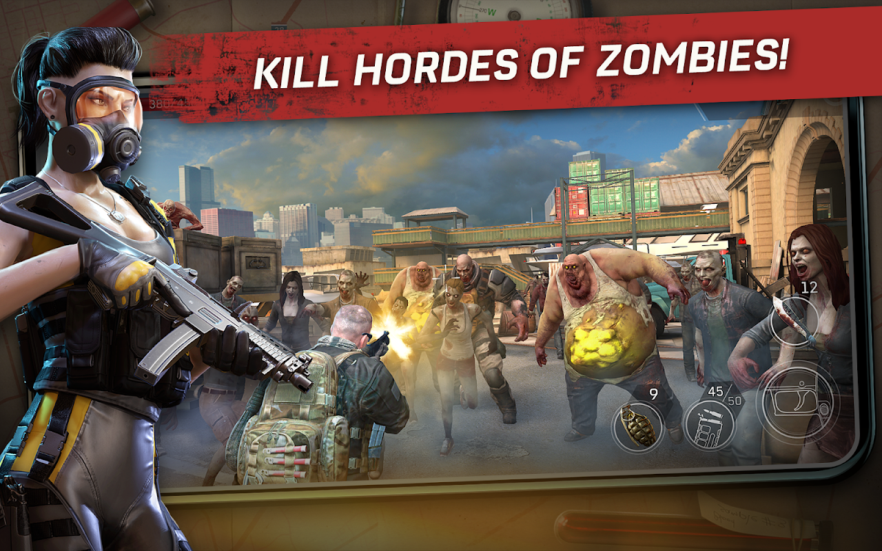 Left to Survive: Dead Zombie Shooter 2.2.0 Screen 11