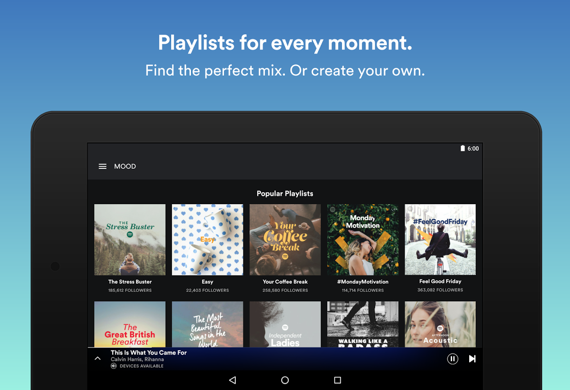 Spotify Music 8.4.23.784 Screen 8