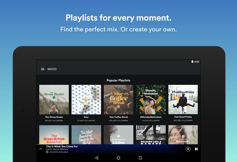 Spotify Music 8.4.23.784 Screen 8