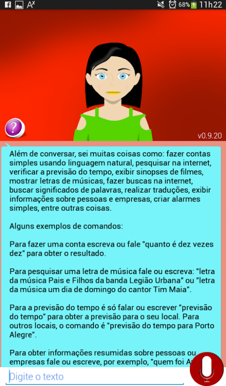 Melissa - chatbot and virtual assistent APKs | Android APK
