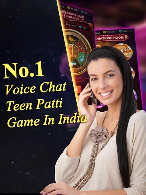 Android Teen Patti Raja- Indian poker and 3 patti free casino game Screen 10