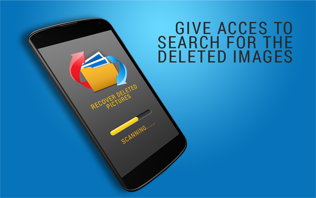 Picture Recovery : Restore Deleted Videos Photos 2.2 Screen 1