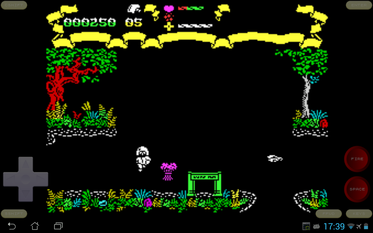 Speccy - ZX Spectrum Emulator 3.3.3 Screen 19