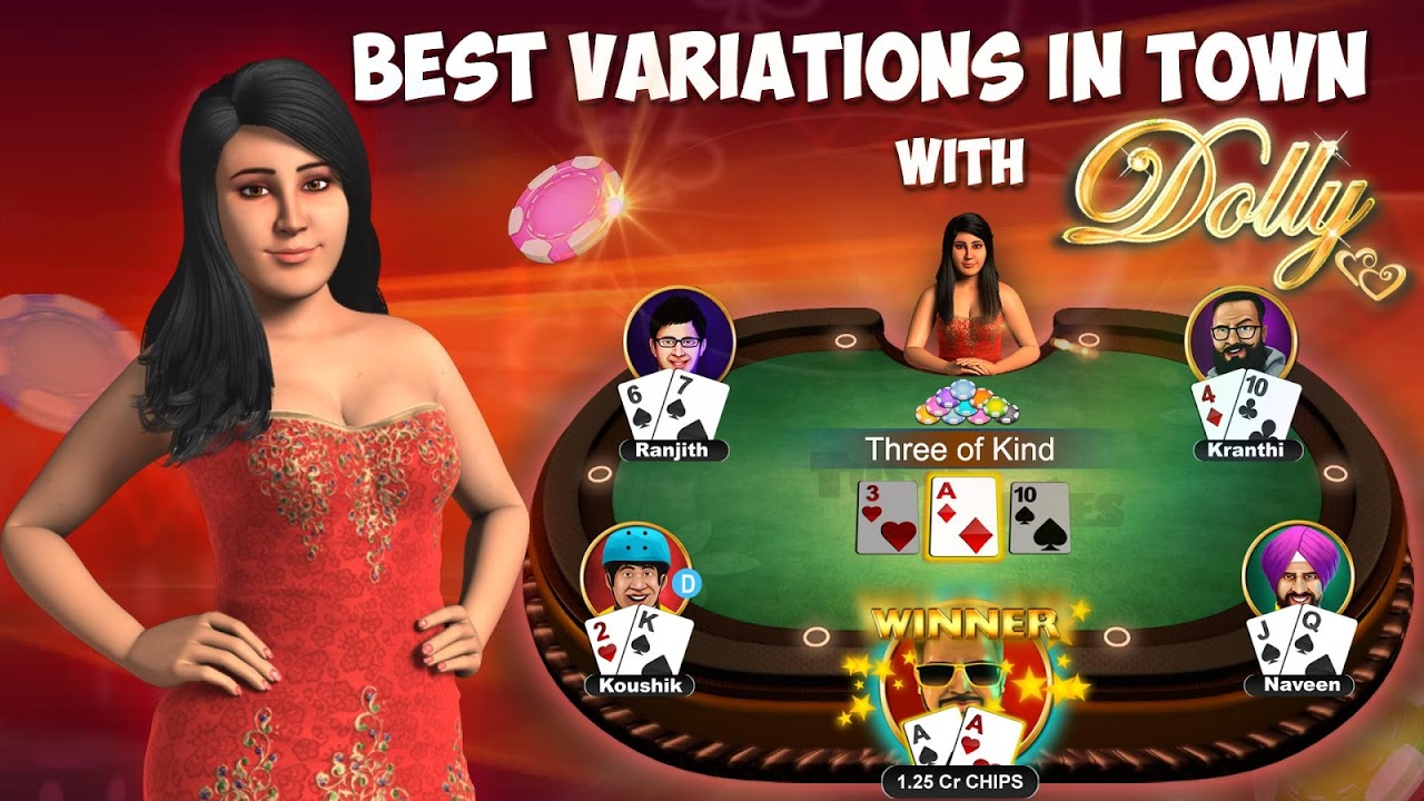 Android Tubb Teen Patti - Indian Poker Screen 3