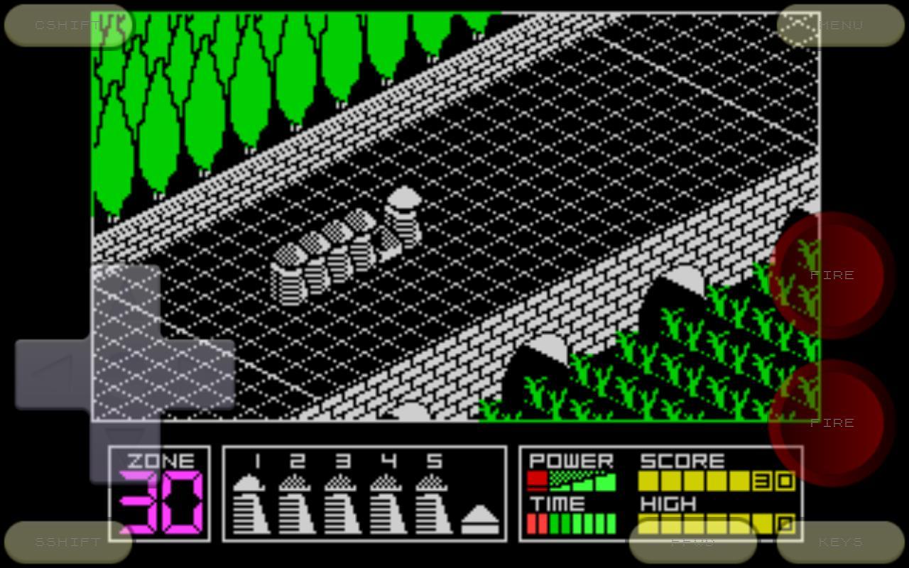 Speccy - ZX Spectrum Emulator 3.3.3 Screen 15