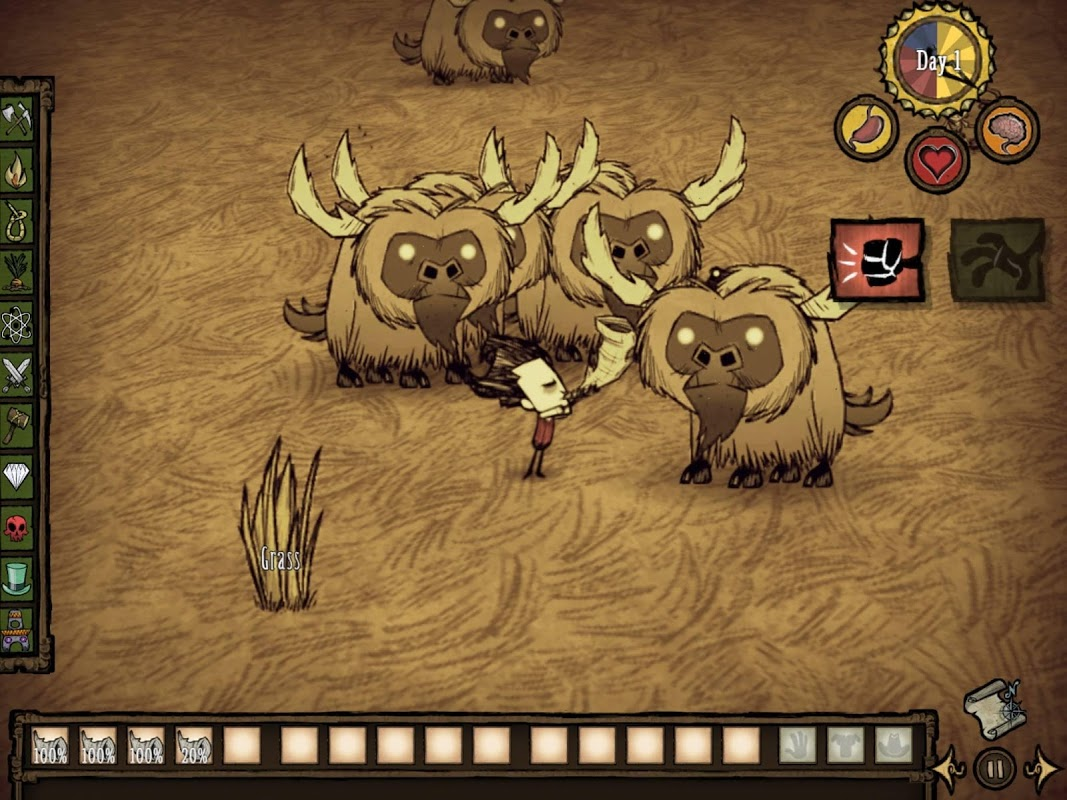Don't Starve: Pocket Edition 1.07 Screen 2