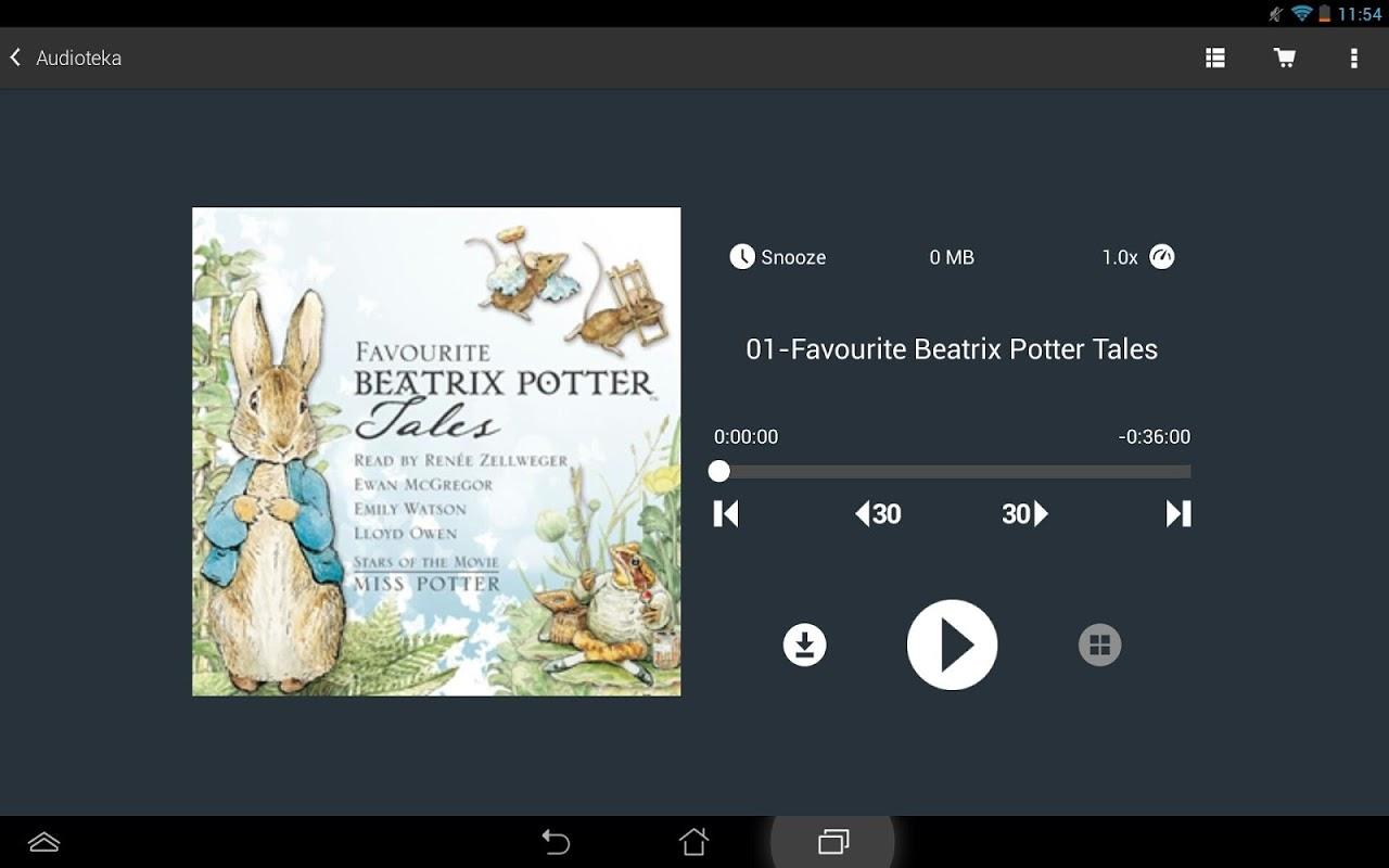 Audioteka 2.4.6 Screen 3