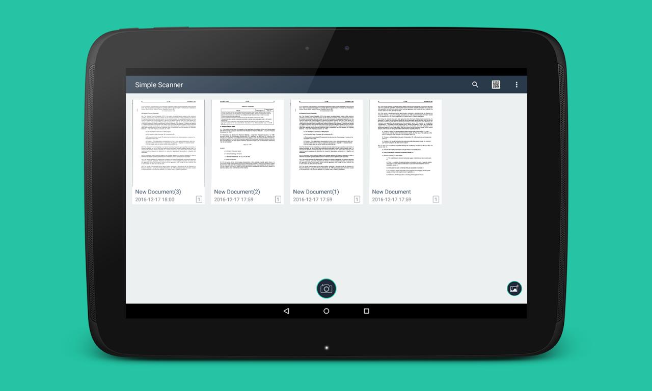 Simple Scan - PDF Scanner App 1.3.22 Screen 8
