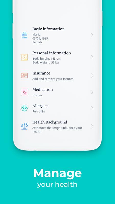 Ada – your health companion 2.49.2 Screen 5