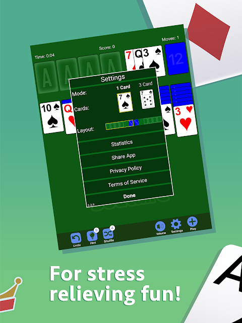 Solitaire 4.2.1 Screen 6