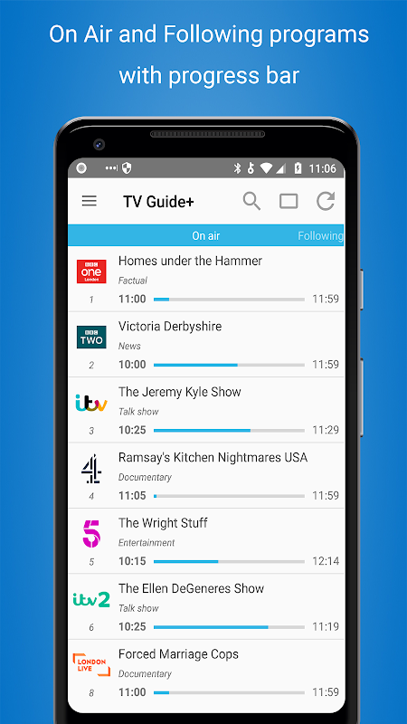 TV Guide+ 1.10.15 Screen 2