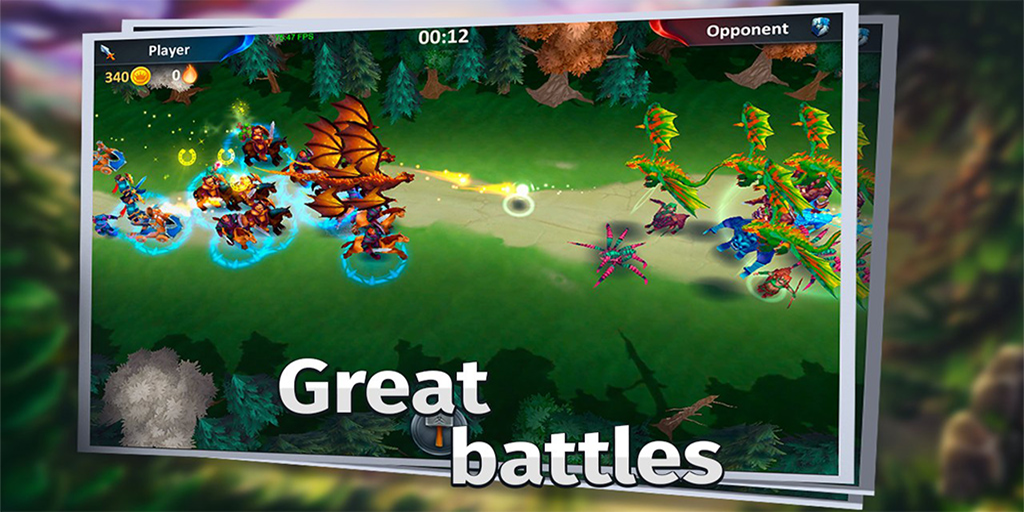Castle fight - Leprica multiplayer game (Beta) 0.2.30 Screen 2