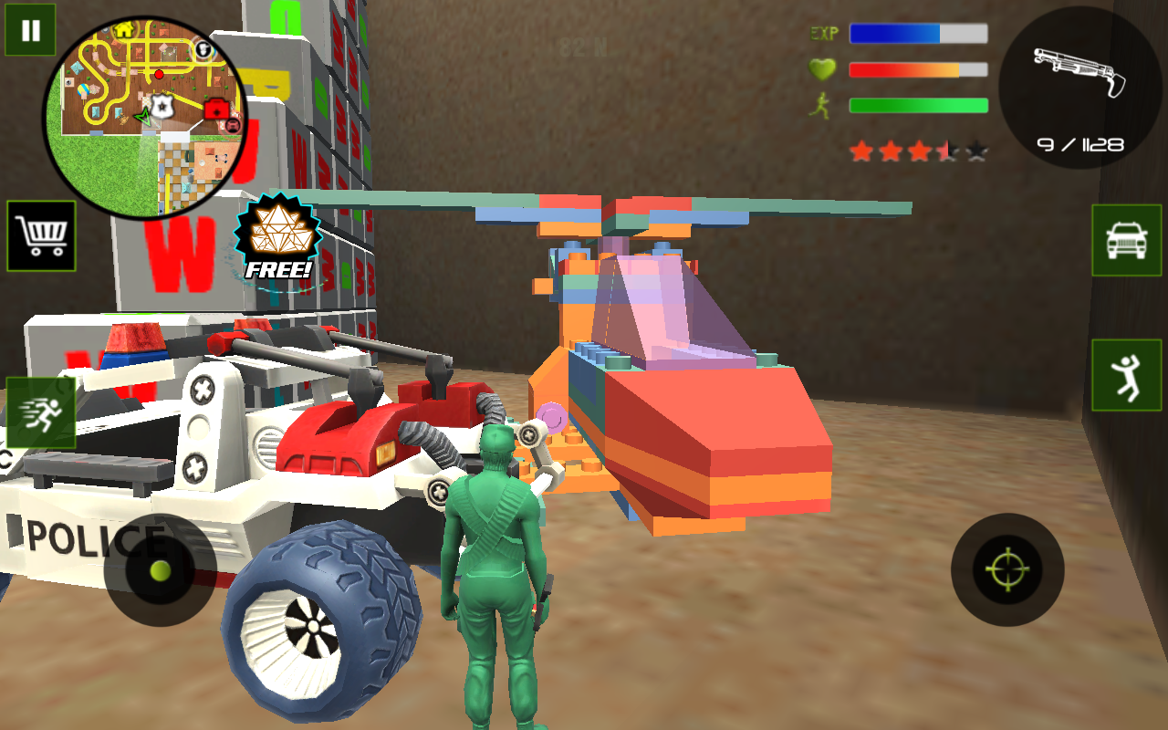 Army Toys Town 1.0 Screen 7