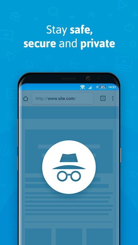 Android VPN - Hola Free VPN Screen 3