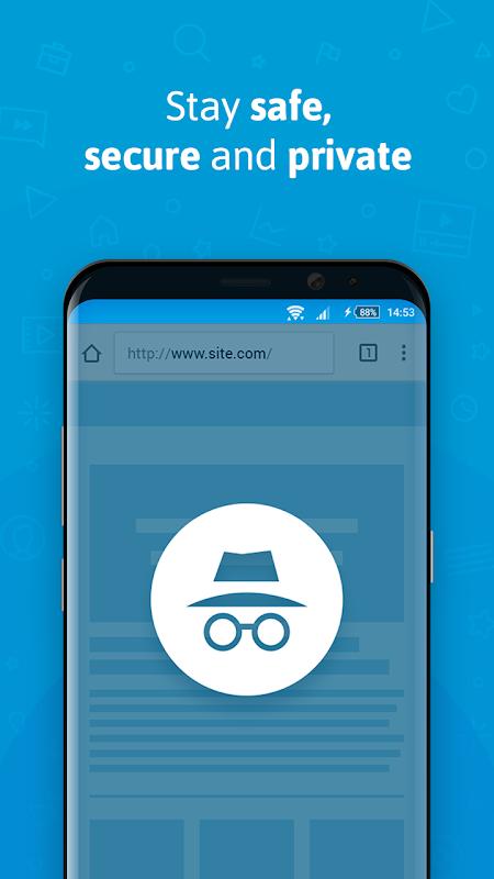 VPN - Hola Free VPN X86_1.117.693 Screen 3