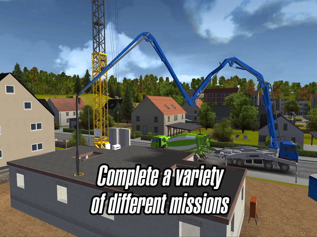 Android Construction Simulator 2014 Screen 13