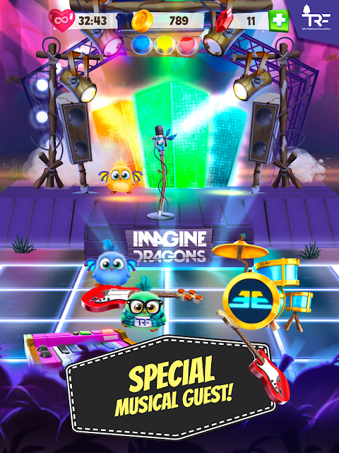 Android Angry Birds Match Screen 9