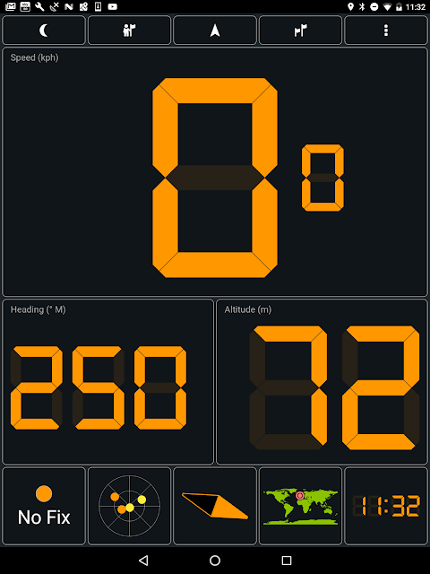 GPS Test 1.5.8 Screen 10