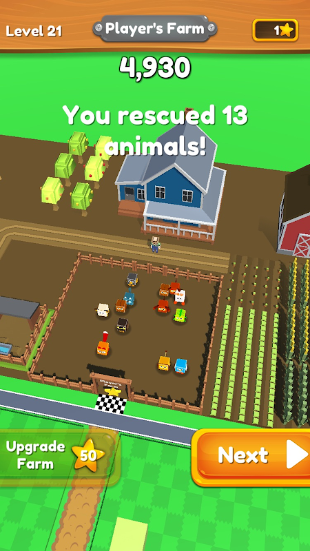 Android Animal Rescue 3D Screen 6